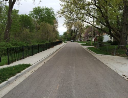 North Garfield Avenue Improvements