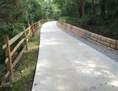 Tomahawk Park Trail