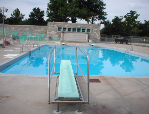 Swope Park Pool Renovations